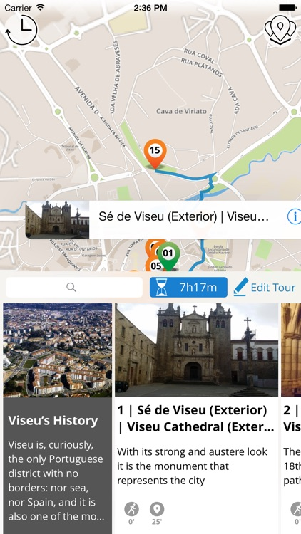 Viseu - City Guide screenshot-3