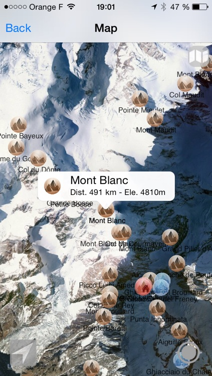 Alps Mountains screenshot-3