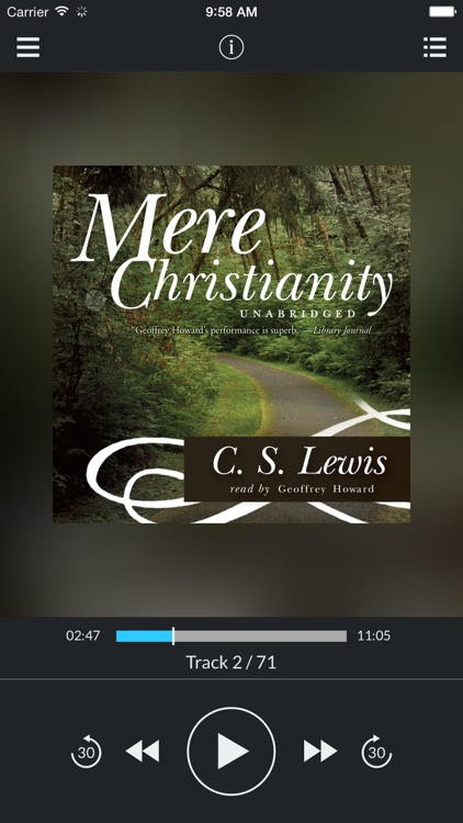 Mere Christianity (by C. S. Lewis) (UNABRIDGED AUDIOBOOK)
