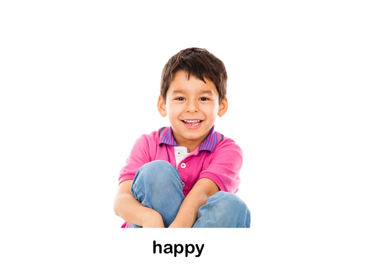 Autism iHelp – Emotions