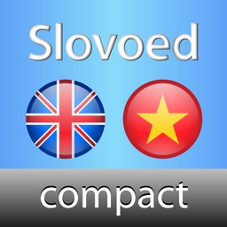 Vietnamese <-> English Slovoed Compact talking dictionary