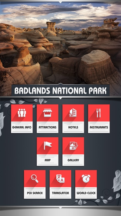 Badlands National Park Travel Guide screenshot-1