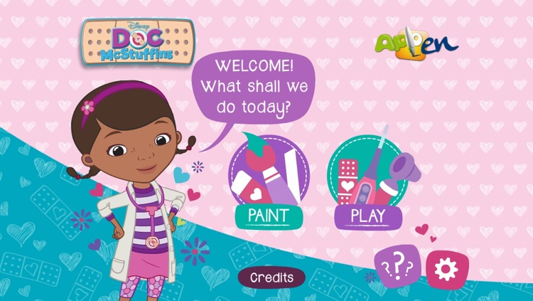 Appen Doc McStuffins screenshot-0