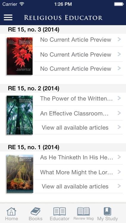 BYU Religious Studies Center (RSC) screenshot-4