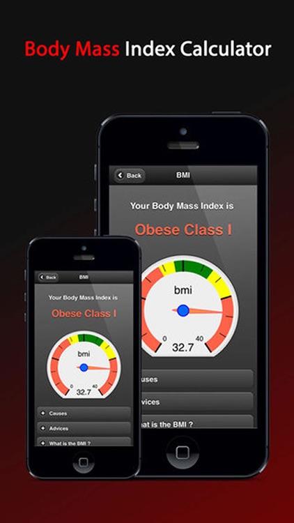 A Body Mass Index Calculator