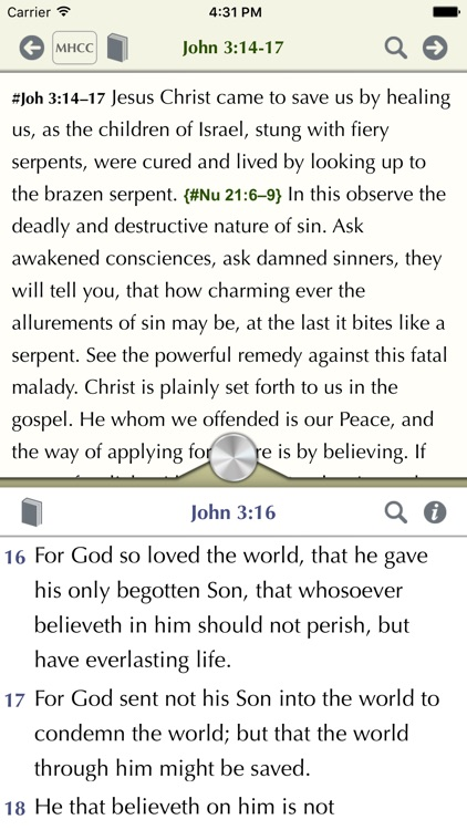 Matthew Henry Study Bible screenshot-0