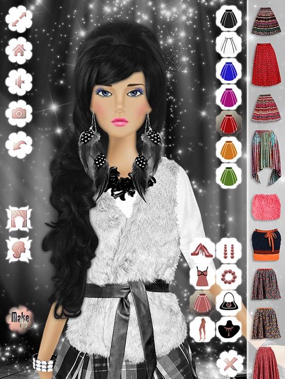 Makeup, Hairstyle & Dressing Up Fashion Princess Free 2 screenshot-3
