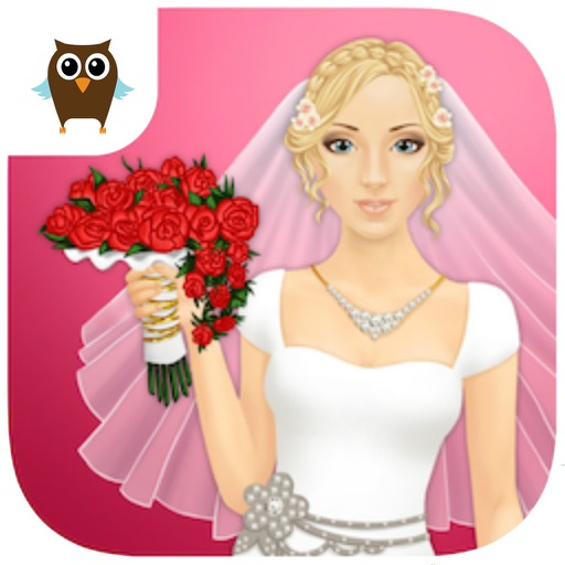 Valentine Wedding Day - Bride Beauty Salon, Dress Up and Dream Party (No Ads)