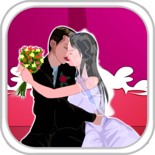 Bridal Kissing