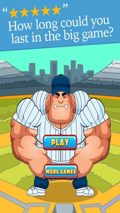 A Baseball Champion Smash Ball FREE - The Real Angry Slugger Bounce Game