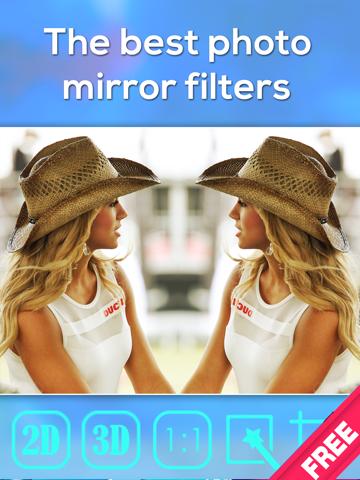Instant Photo-lab! Best mirror image pics editor to split-pic & clone