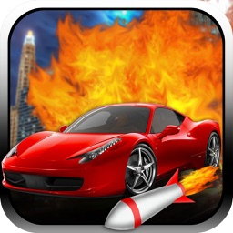 A Spy Car Road Riot Traffic Racing Game