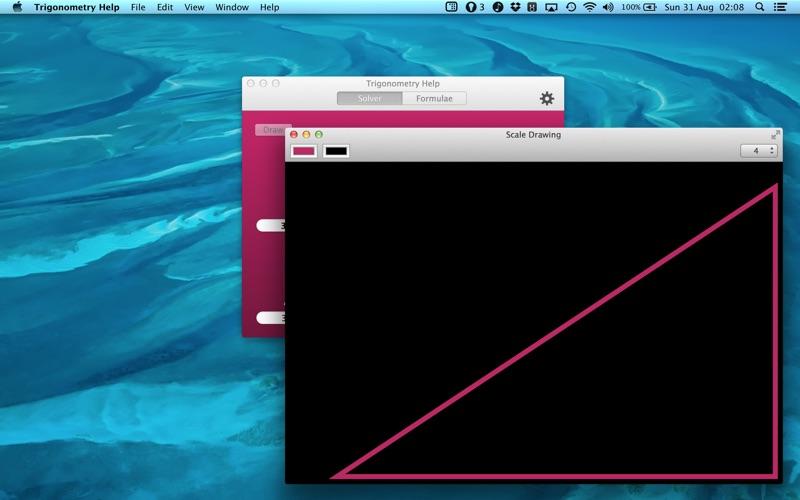 Trigonometry Help - Triangle Solver + Formulae | App Price Drops