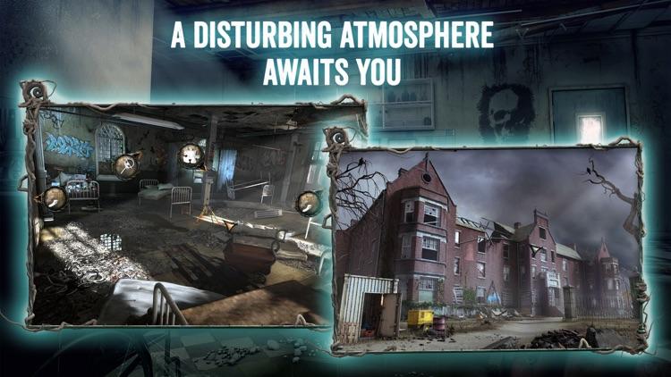 Medford Asylum: Paranormal Case - Hidden Object Adventure screenshot-4