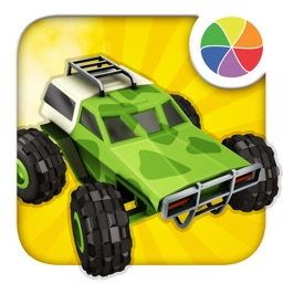 Toy Drive - Place a Driving Game in the Real World with Augmented Reality