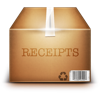 ReceiptBox - Giorgos Trigonakis Cover Art
