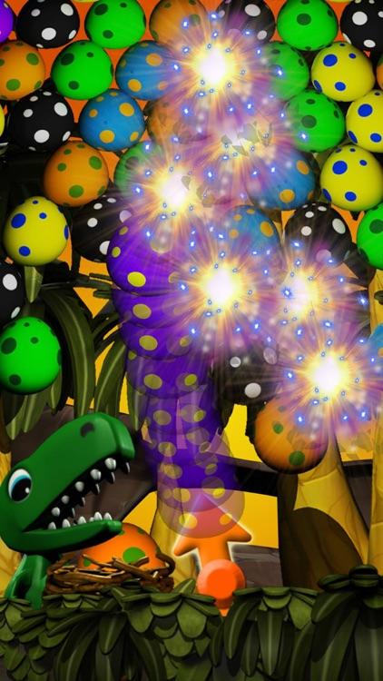 Jurassic Drop Bubble Shooter