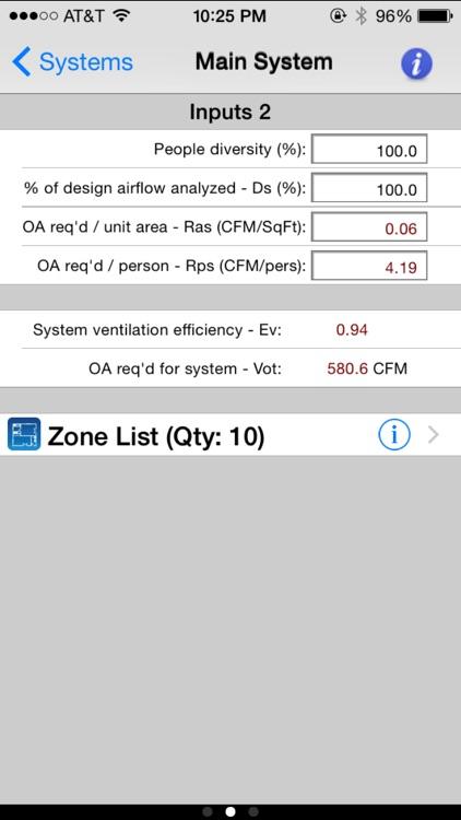 HVAC ASHRAE 62.1 screenshot-3