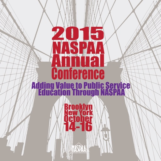 NASPAA 2015 Conference