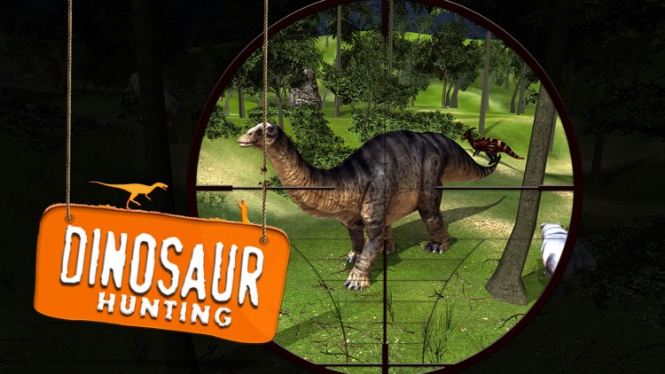 3D Dino Hunter Simulator – A Velociraptor Hunting Simulation Game screenshot-4