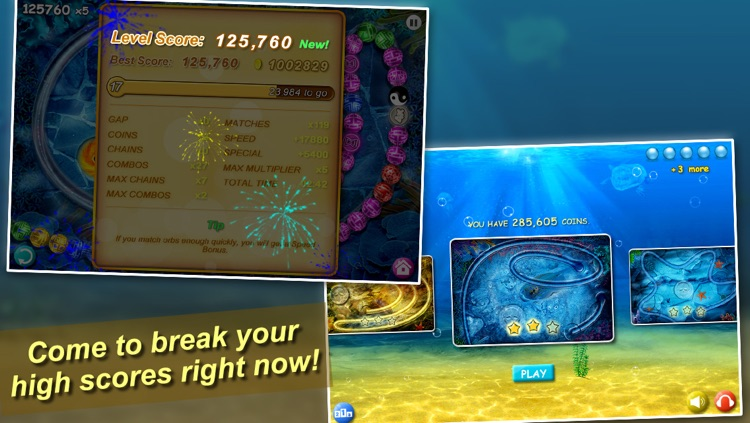 Montezuma Loops Blitz 2015 screenshot-4