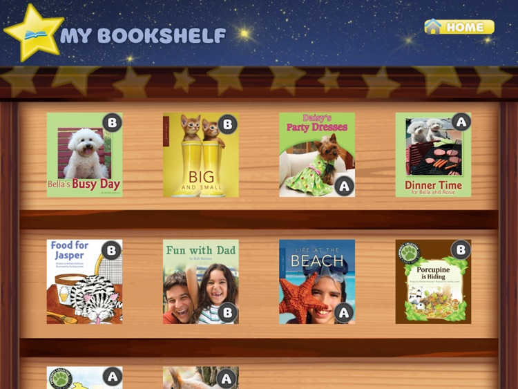 Who Can Read? Learn to Read with Leveled Books for Kids, an Award Winning Kids App for Beginners
