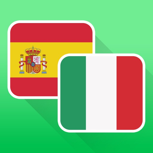 Free Spanish to Italian Phrasebook with Voice: Translate, Speak & Learn Common Travel Phrases & Words by Odyssey Translator