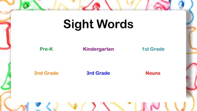 Screenshot #5 for Sight Words by Teach Speech Apps