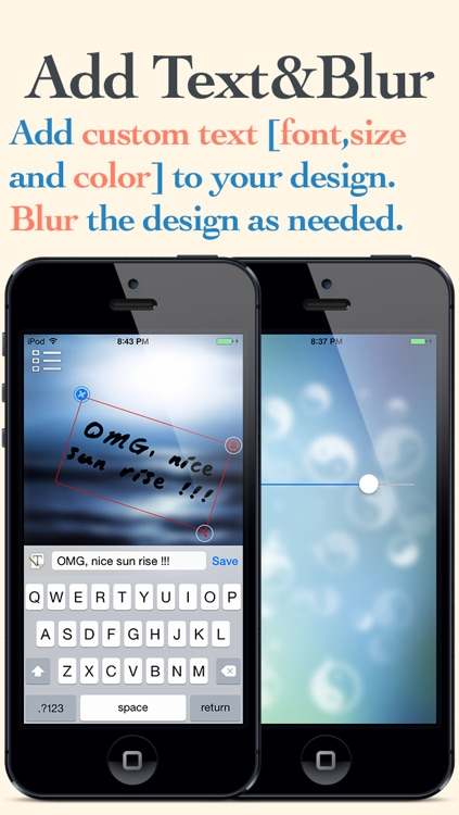 Blurred lite - Create your own custom blur wallpapers screenshot-3