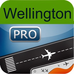 Wellington Airport + Flight Tracker HD air WLG New Zealand
