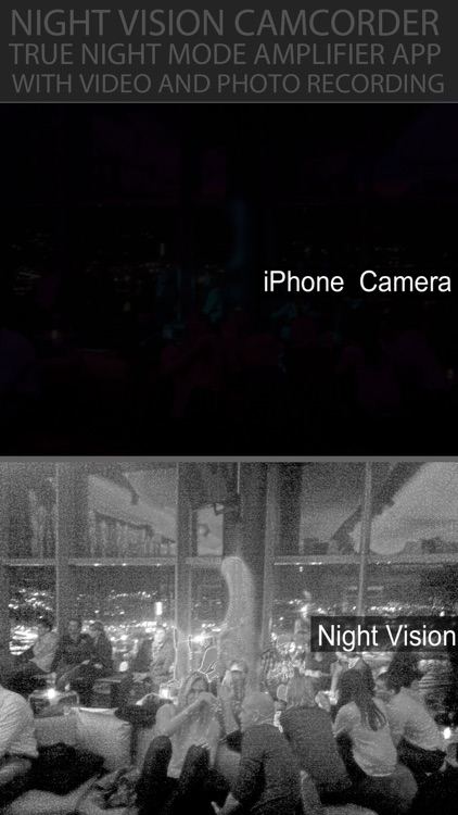 Night Vision Camcorder screenshot-3