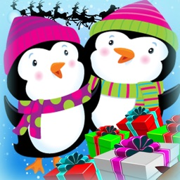 Penguin Christmas Saga - Best Free family match 3 Puzzle Game