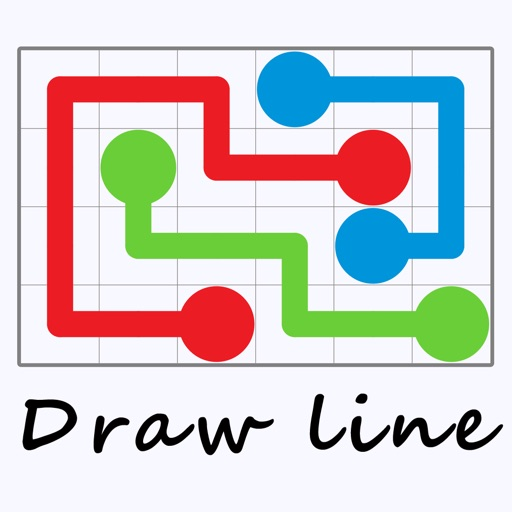 Draw Line - Game of more than 200 IQ