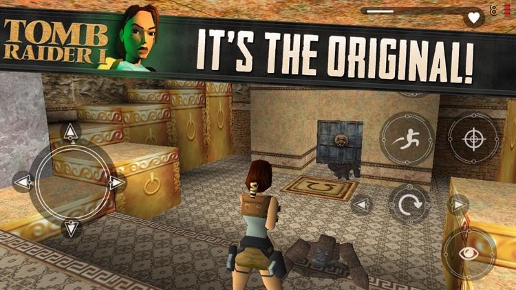 Tomb Raider I screenshot-4