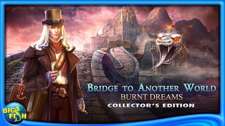Bridge to Another World: Burnt Dreams - Hidden Objects, Adventure & Mystery (Full) screenshot-4