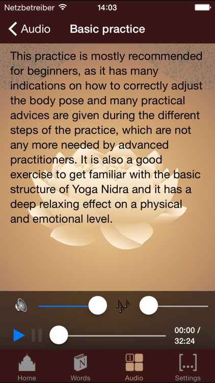 Yoga Nidra screenshot-4