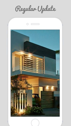 Awesome Bungalow Designs   Modern Bungalow And Dormer Design Ideas On The  App Store