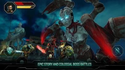 Screenshot from Godfire: Rise of Prometheus
