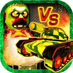 激战!僵尸vs坦克!