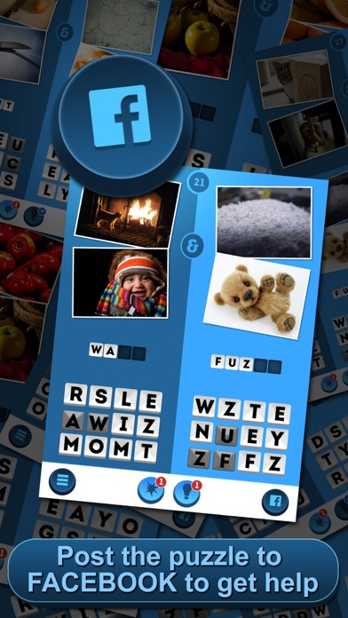 This & That - A Word and Picture Puzzle Game screenshot four