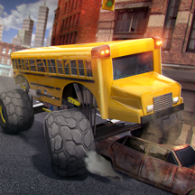 Top Bus Racing . Crazy Driving Derby Simulator Game For Free 3D