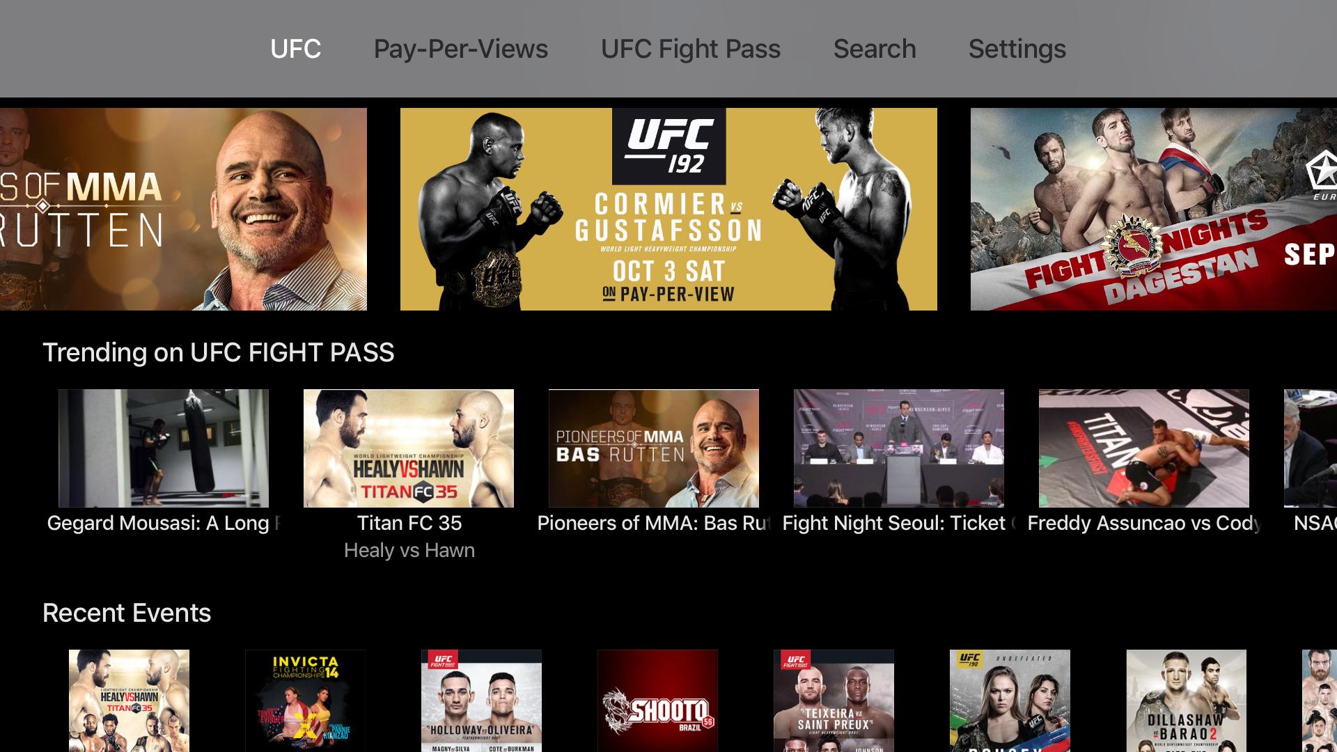 UFC ® screenshot 11