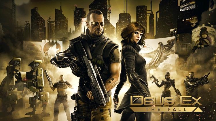 Deus Ex: The Fall screenshot-4