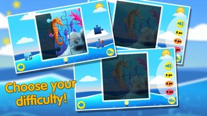 Ocean Jigsaw Puzzles 123 Lite screenshot two