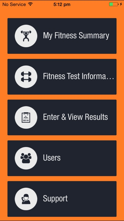 Fitness Testing & Results - Student Tracking and Personal Training Tool