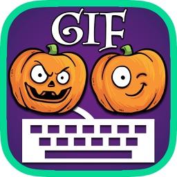 Halloween Emojis & GIFs