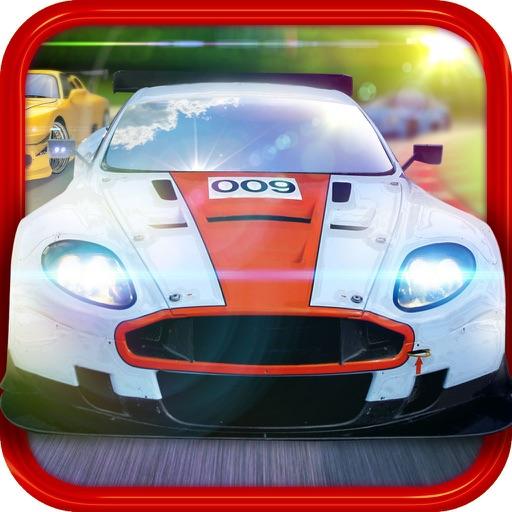 Real Racing шоссе точка смещения зоны симулятор вождения 3D