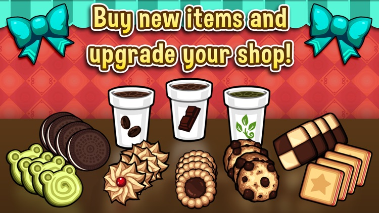 My Cookie Shop - The Sweet Candy and Chocolate Store Game
