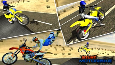 Crazy Motorcycle Stunt Ride simulator 3D – Perform Extreme Driver Stunts with Motor Bike on Dirt-1