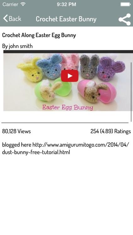 Crochet Guide - Beginner & Easter screenshot-3